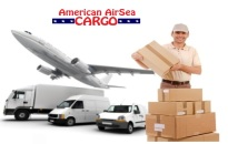 American AirSea Cargo, commercial advertisement video productions