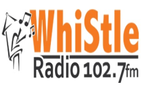 Whistle Radio CIWS, broadcast radio station ID jingle writing